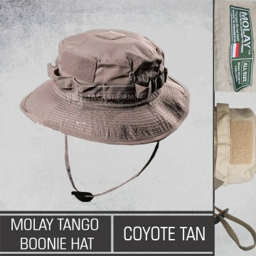 Molay Tango Boonie Hat Coyote Tan