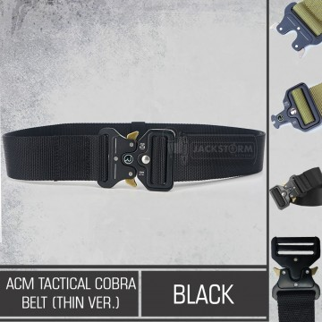 ACM Tactical Cobra Belt (Thin Ver.)