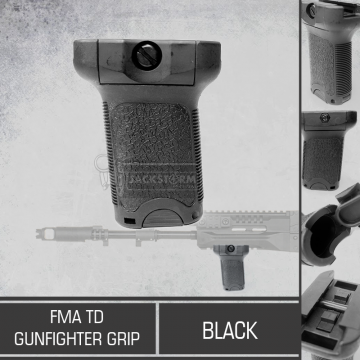 FMA TD Gunfighter Grip Black
