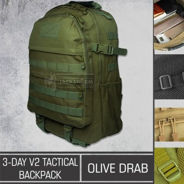 3-Day V2 Tactical Backpack