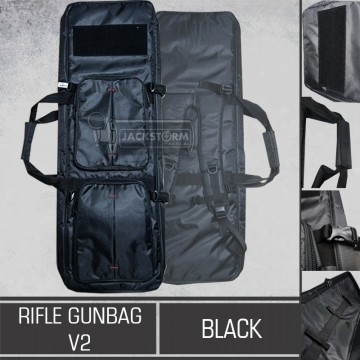 Rifle Gunbag Black