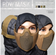 Emerson PDW Mesh Halfmask Coyote Brown