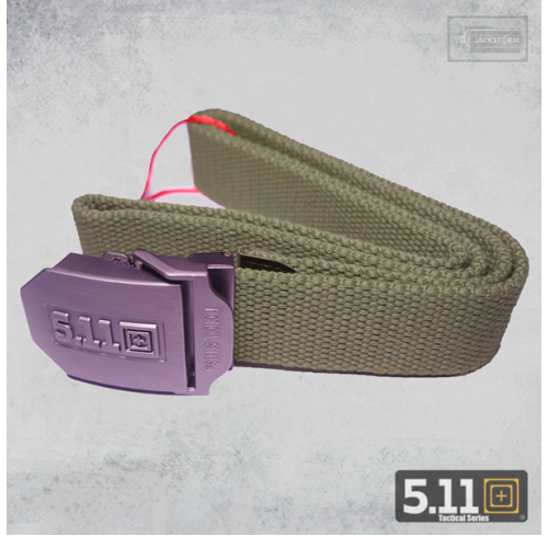 511 Kanvas Belt Olive Drab