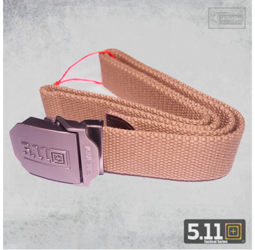 511 Kanvas Belt Tan