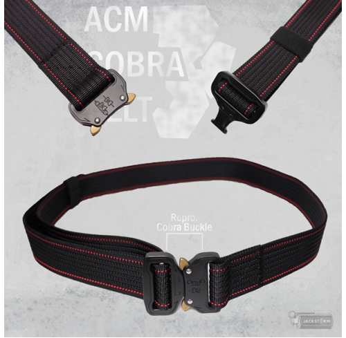 ACM Tactical Cobra Belt Black