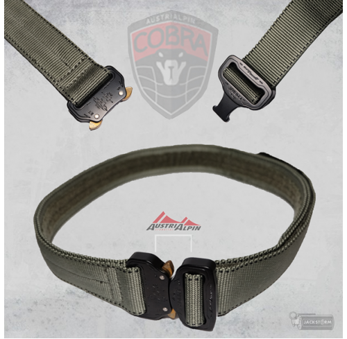 Emerson 1.5 inch Cobra Belt FG
