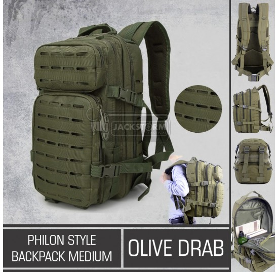 Philon Style Backpack Medium
