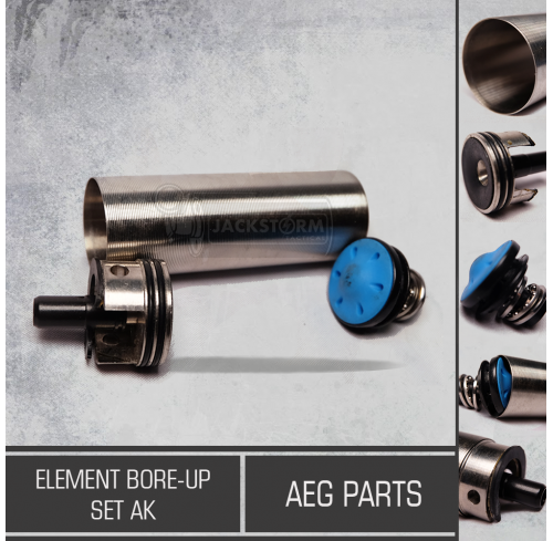 Element Bore-Up Set AK