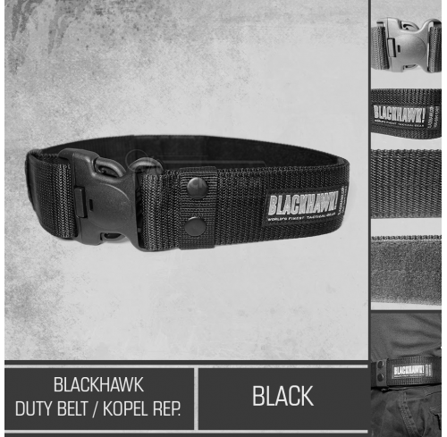 BlackHawk Duty Belt / Kopel Rep.