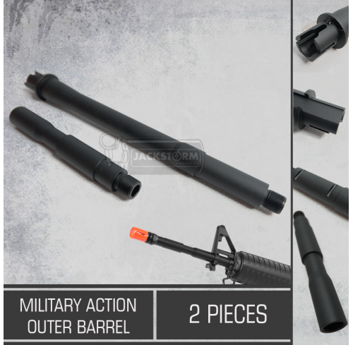 Military Action Outer Barrel 14""