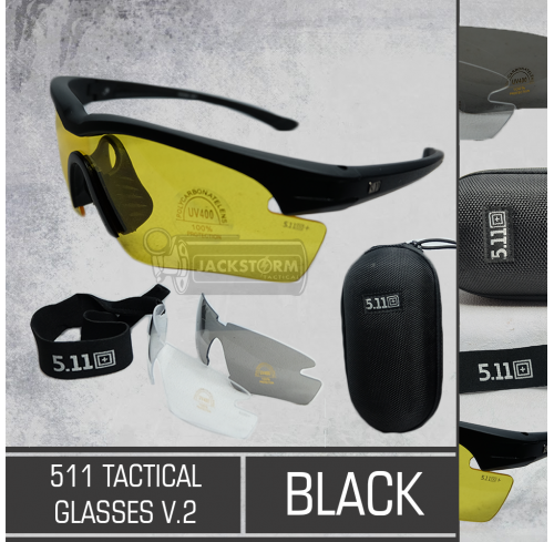 511 Tactical Glasses V.2